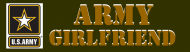 Bumper Sticker - Army Girlfriend