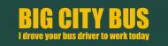 Bumper Sticker - Big City Bus