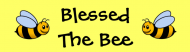 Bumper Sticker - Blessed The Bee