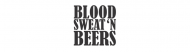 Bumper Sticker - Blood Sweat N Beers