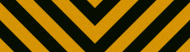 Bumper Sticker - Construction Hazard Striped Texture
