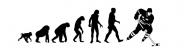 Bumper Sticker - Evolution Hockey