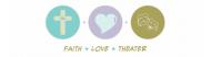 Bumper Sticker - Faith Love Theater
