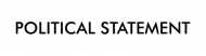 Bumper Sticker - Generic Political Statement