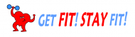 Bumper Sticker - Get Fit Fitness