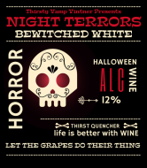 Wine Label - Night Terrors