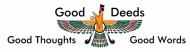 Bumper Sticker - Good Deeds Good