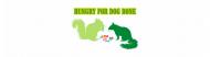 Bumper Sticker - Hungry For Dog Bone Squirrel