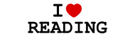 Bumper Sticker - I Heart Reading