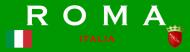 Bumper Sticker - Italy Roma