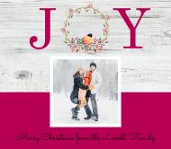 Holiday Beer Label - Christmas Joy