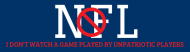 Expressions Bumper Sticker - Boycott Take a Knee