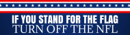 Expressions Bumper Sticker - Stand for the Flag