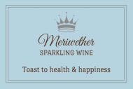 Celebration Mini Wine Label - Lamarca