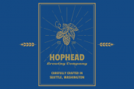 Growler Label - Hophead
