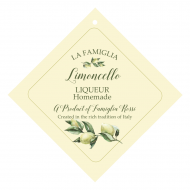 Wine Hang Tag - Italian Limoncello
