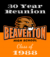 Wine Label - High School Reunion