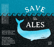 Beer Label - Save the Ales