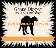 Holiday Beer Label - Halloween Brew