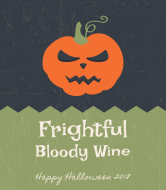 Holiday Wine Label - Sleepy Hollow