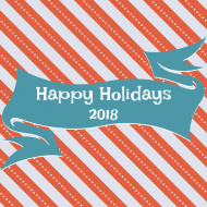 Holiday Sticker - Holiday Banner