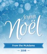 Holiday Wine Label - Noel