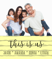 Wine Label - This Is Us