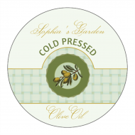 Expressions Canning Label - Olive Oil