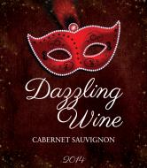 Expressions Wine Label - Masquerade