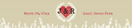 Wedding Water Bottle Label - Kraft Paper Heart