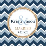 Wedding Sticker - Together In Love