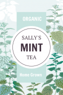 Expressions Food Label - Mint Tea