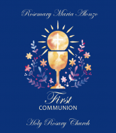 Wine Label - Communion Chalice