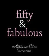 Birthday Wine Label - Fifty & Fabulous