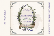Sticker - Essential Lavender
