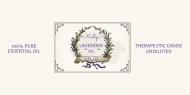 Dropper Bottle Label - Essential Lavender