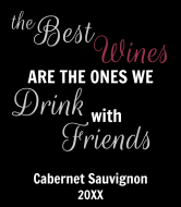Expressions Wine Label - Best Wines