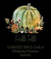 Holiday Wine Label - Harvest Pumpkin