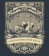 Wine Label - Best Blend