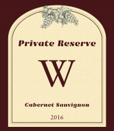 Expressions Wine Label - Winemaker