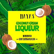 Food Label - Homemade Coquito