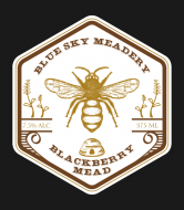 Cider Label - Vintage Logo Mead