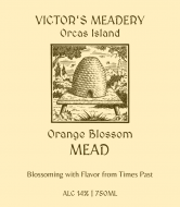 Wine Label - Homemade Mead