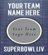 Wine Label - Superbowl
