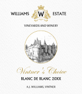 Champagne Label - Vintners Choice