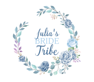 Wedding Beer Label - Floral Wedding Wreath
