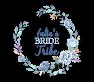 Wedding Beer Label - Floral Wedding Wreath