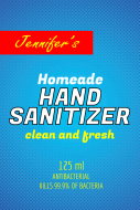 Sticker - Hand Sanitizer