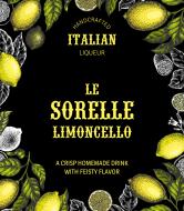 Liquor Label - Bello Limoncello