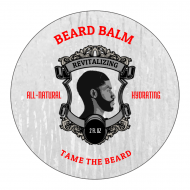 Sticker - Best Beard Balm